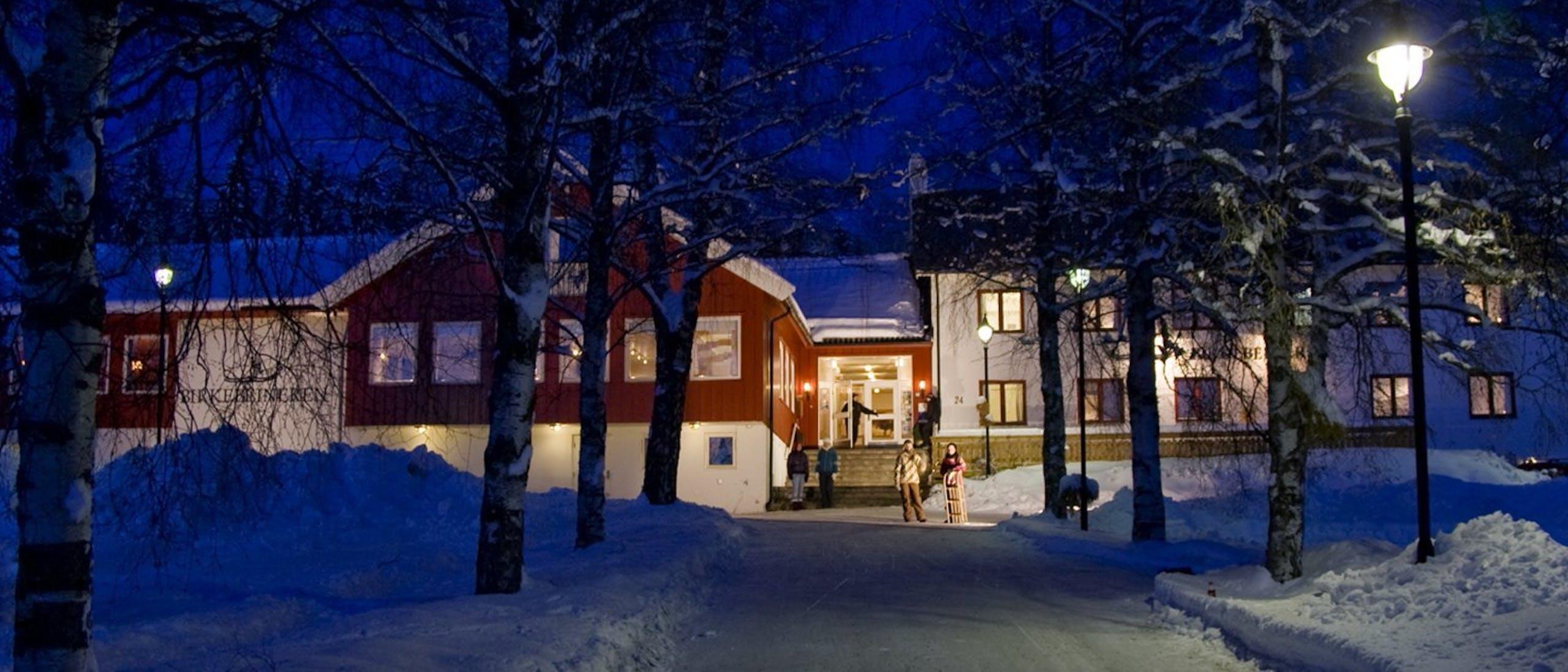 Birkebeineren  Hotell Og  Apartments 3