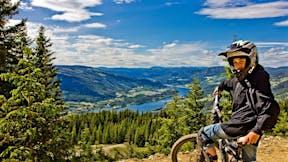 Sykling Downhill Hafjell Bike Park Og Gondolbane 36