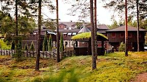 Hunderfossen Hotell 0004  Summer