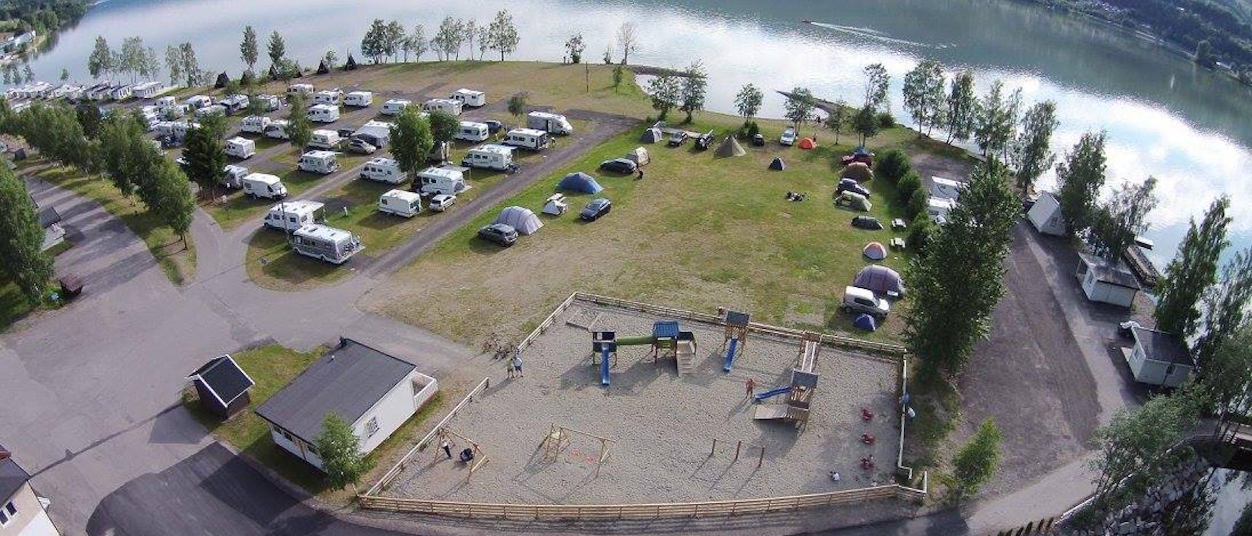 Lillehammer Camping Fly