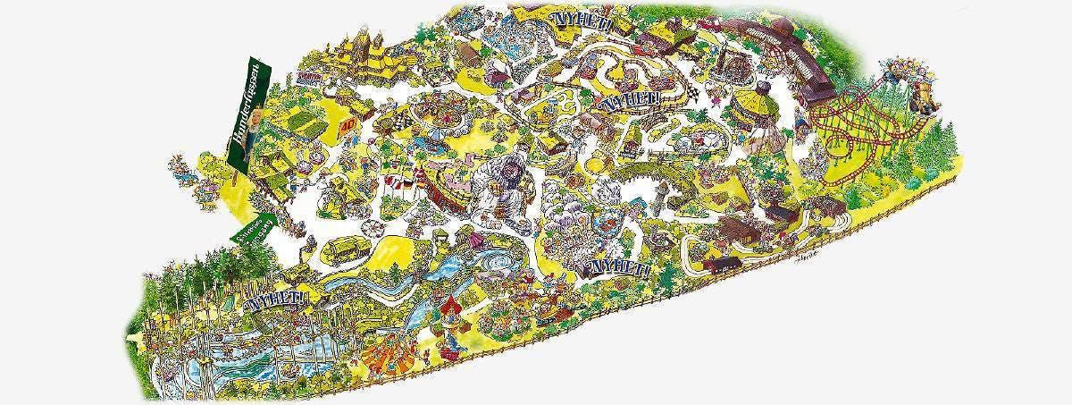 Forsiden Hunderfossen Familiepark