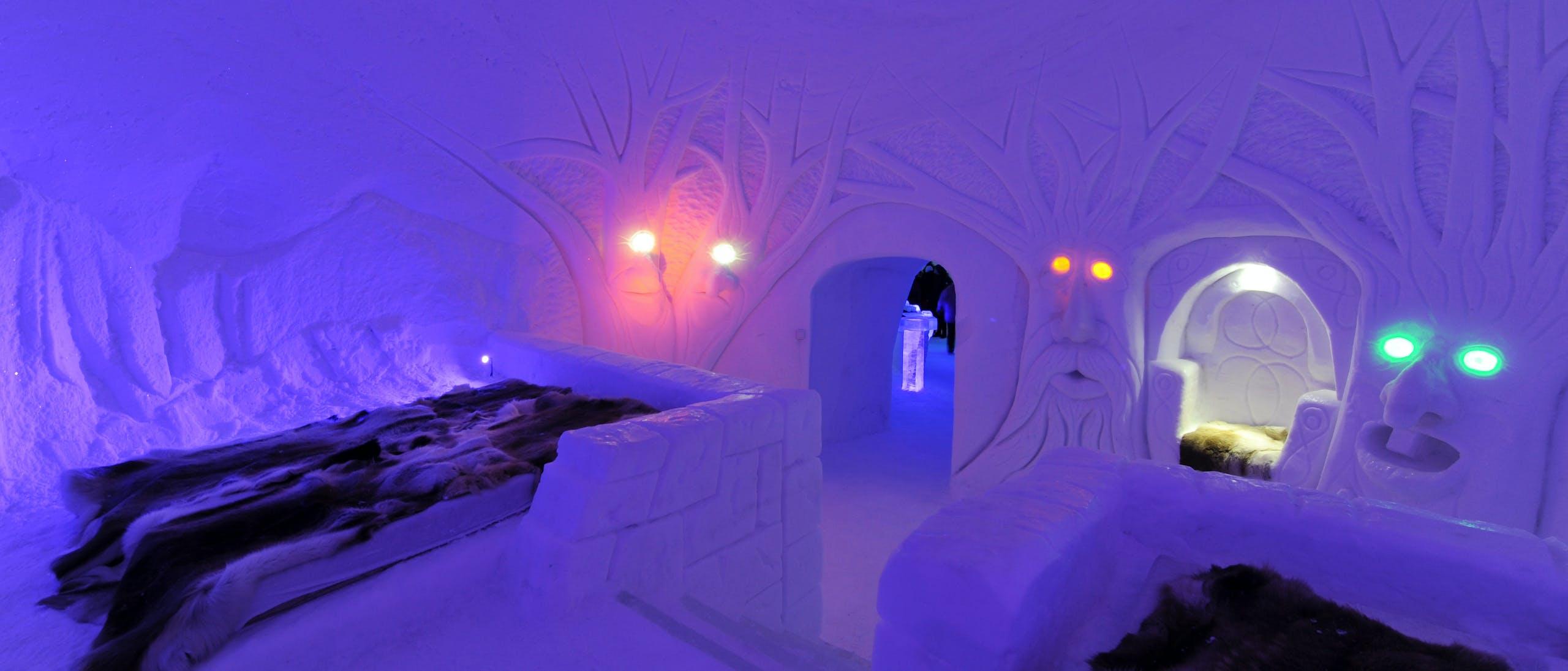 Snøhotell Ehz