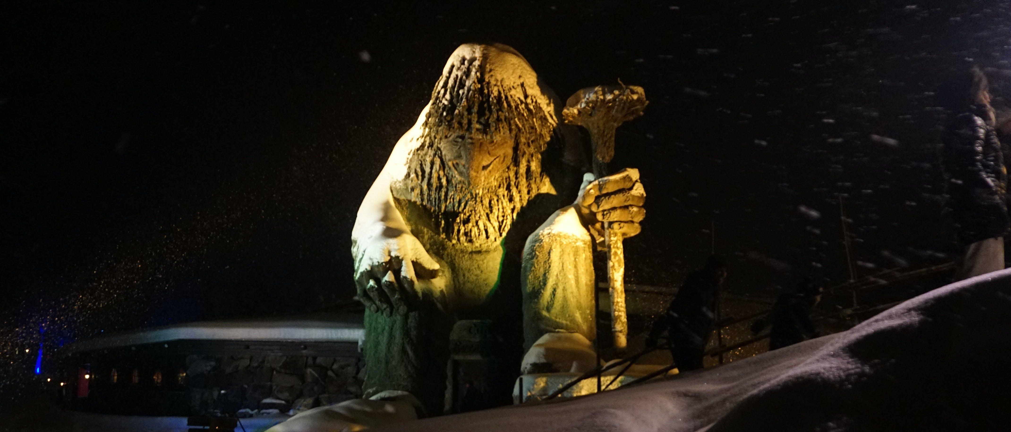 The Hunderfossen Troll