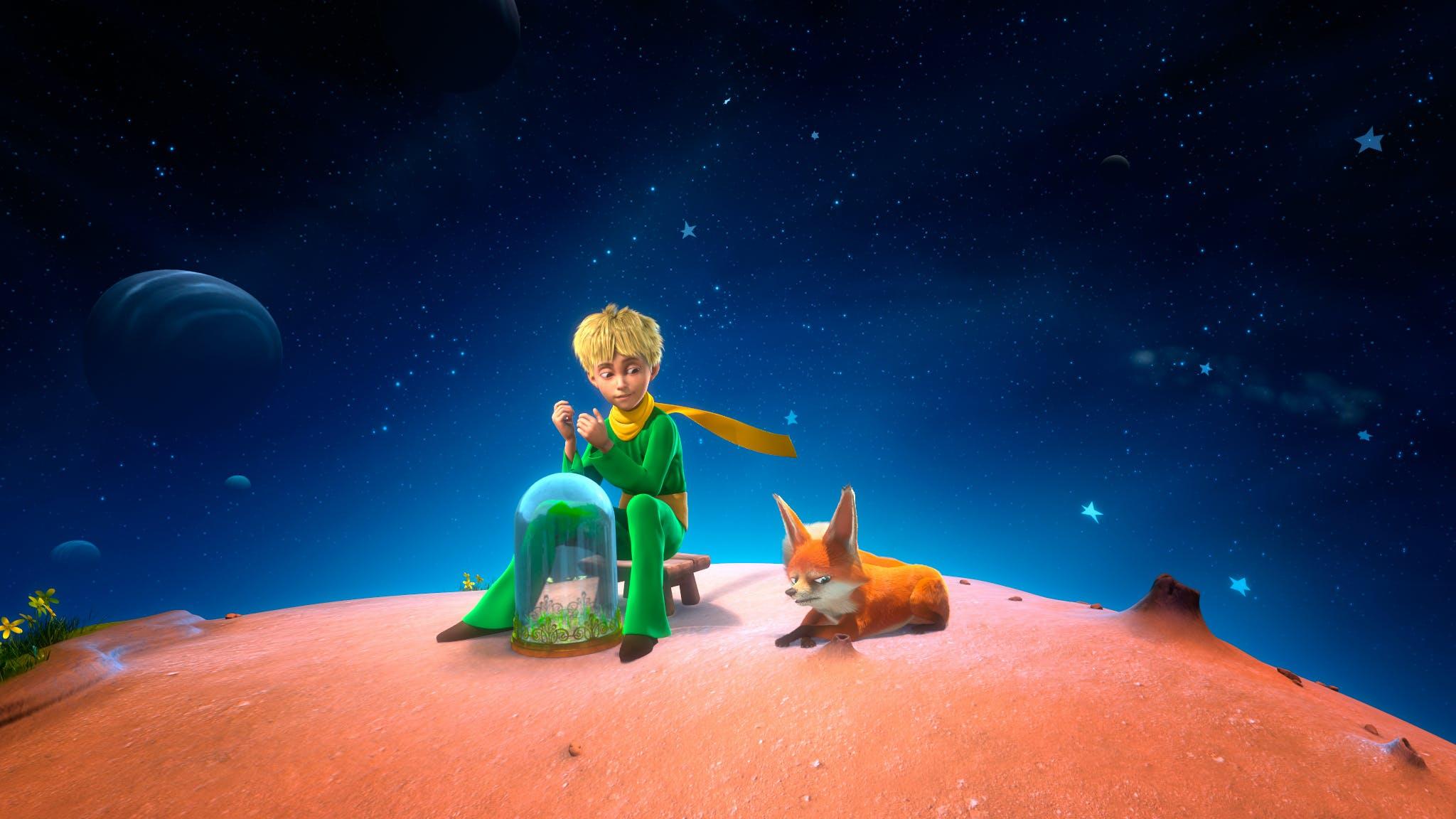 Den Lille Prinsen - 4D kino