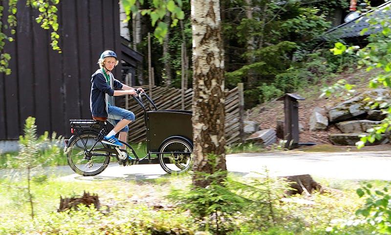 El-banen - Elektrisk sykkel