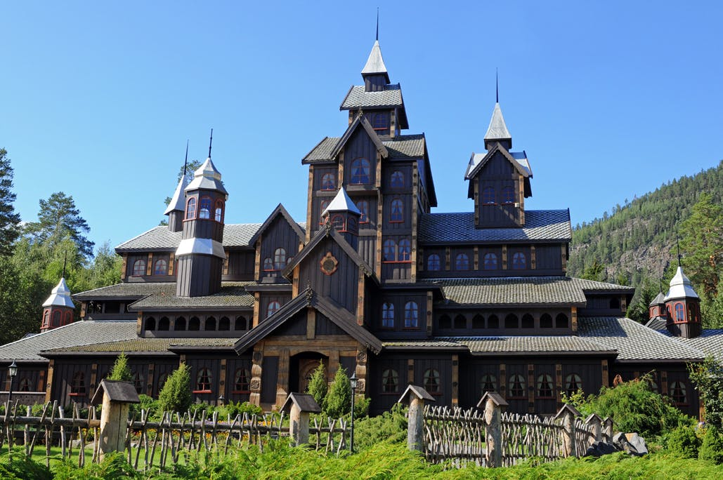 The Fairy Tale Castle – an exciting journey for the whole family