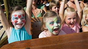 Kirsti  Hovde  Eventyrskipet Glade Barn Og Vokste I Lufta