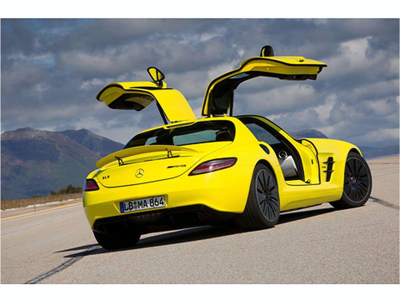 Mercedes-Benz SLS fjernstyrte biler